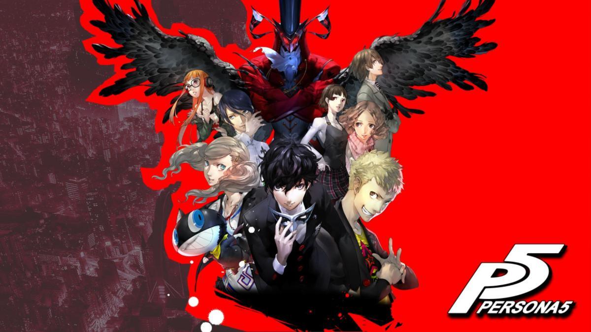 Persona 5 – ReviewRoundup