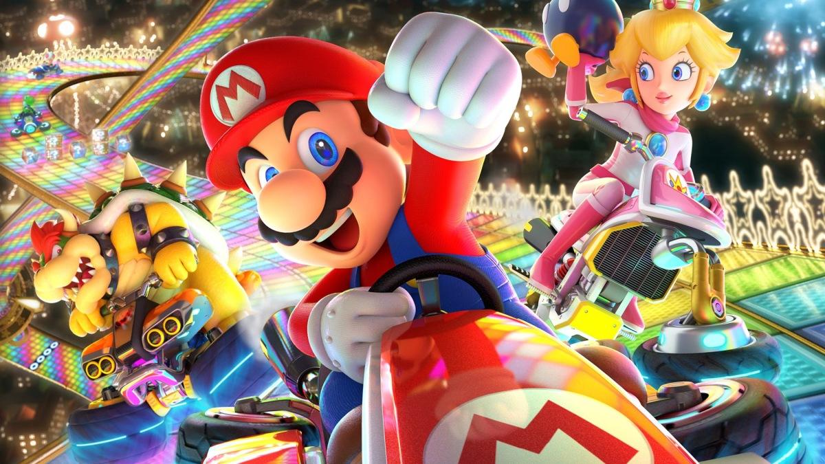 Mario Kart 8 DeluxeReview