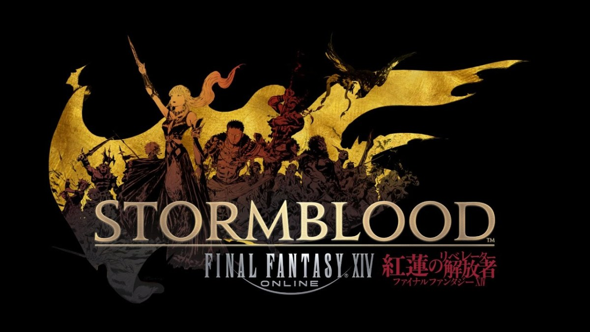 Final Fantasy XIV: Stormblood Hype